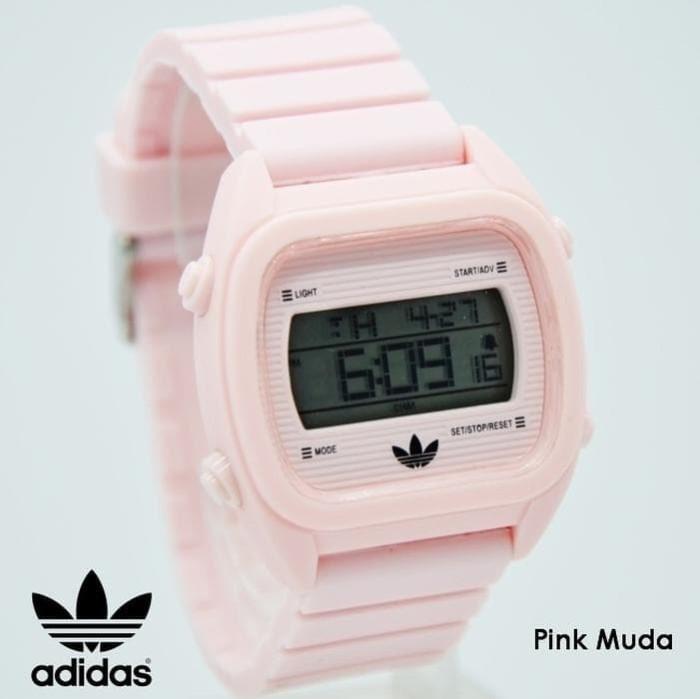 Jual Jual Jam Tangan Wanita Adidas AD001 Super Digital Model Spor ... 74e326f69f