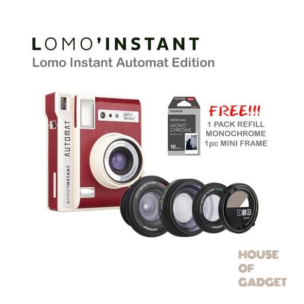 harga Original lomography kamera lomo instant camera automat south beach Tokopedia.com