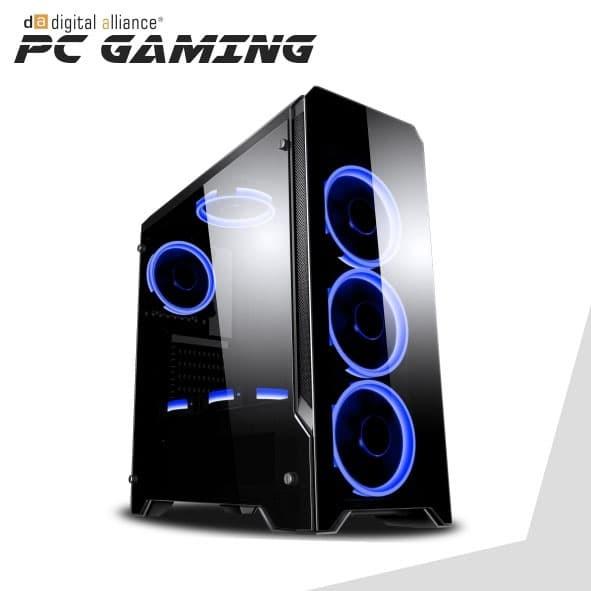 harga Pc gaming da quake 8100 series Tokopedia.com