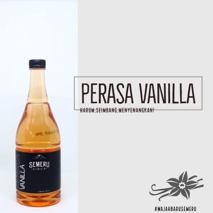 Sirup/Vanilla syrup/1000ml/harga distributor/murah