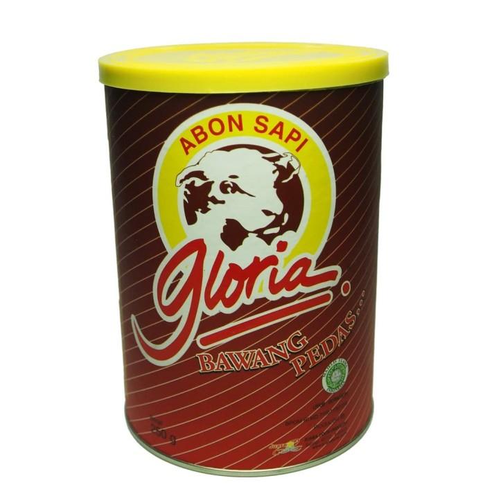 harga Gloria abon sapi bawang pedas 100 g Tokopedia.com