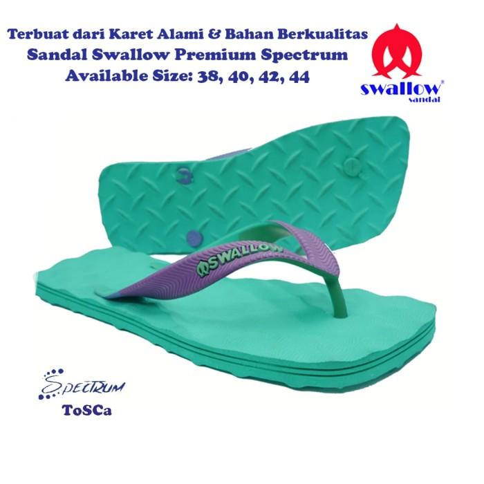 Sandal Swallow Premium Spectrum Pria - Tosca