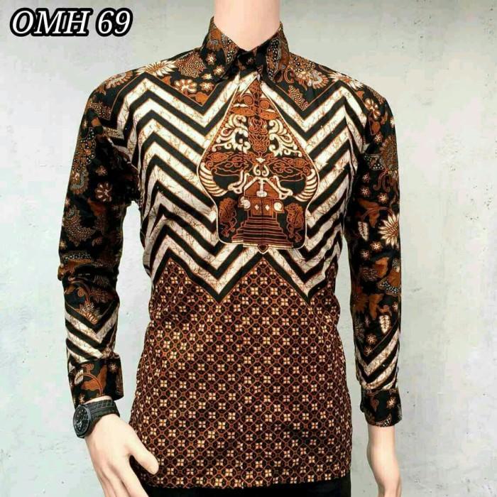 harga Batik motif wayang kulit Tokopedia.com