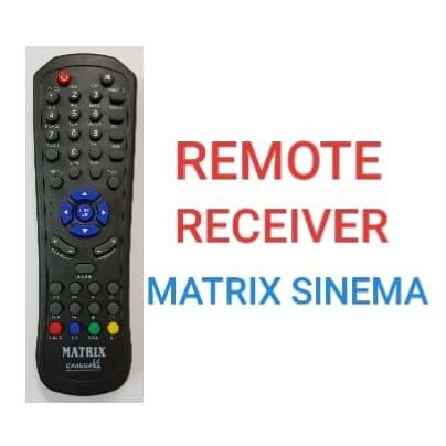 Remote Receiver Matrix Sinema