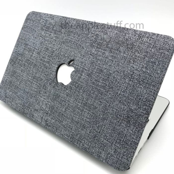 Foto Produk MacBook Case Denim Grey dari The Apple Stuff