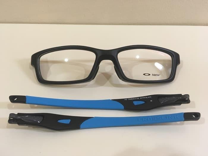 myynti vähittäiskauppias hyvä palvelu aina suosittu Jual Kacamata Oakley Crosslink Original Asian Fit - Black Blue (OX8029) -  Kota Banjarmasin - DARMAYUDA GLASSES | Tokopedia