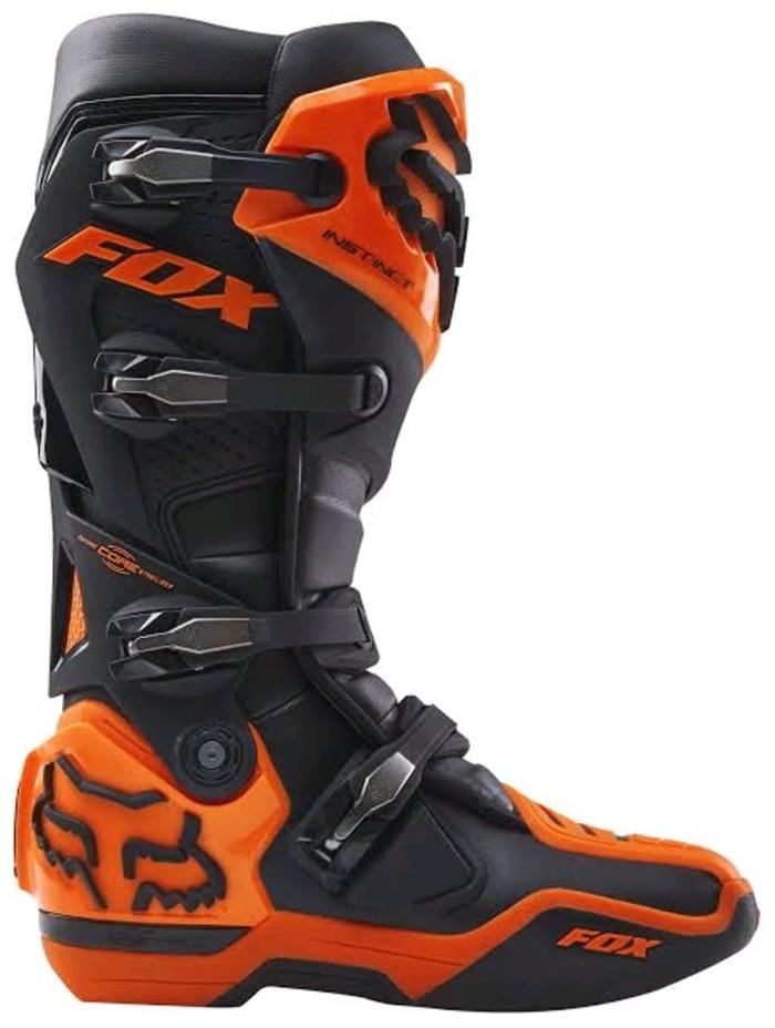 Sepatu Crosstrail Fox Orange - Daftar Harga Terbaru dan Terupdate ... 691c2a1ad6