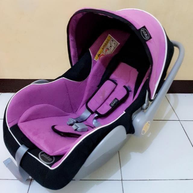 Baby Carrier Carseat pliko Pk02/Car Seat bayi Murah/Jok Mobil bayi
