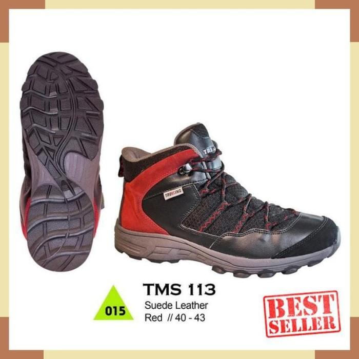 Sepatu Boots Untuk Hiking Adventure Model Eiger Rei Consina ATMS 113 - 83d23ffd03
