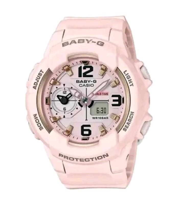 d7d4ddd06857 Jual jam tangan casio baby G original pink Diskon - DKI Jakarta -  scorpioshopp34   Tokopedia