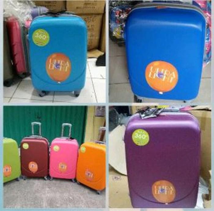 polo Hoby koper viber Hardcase Luggage 20 inch Waterpro Diskon