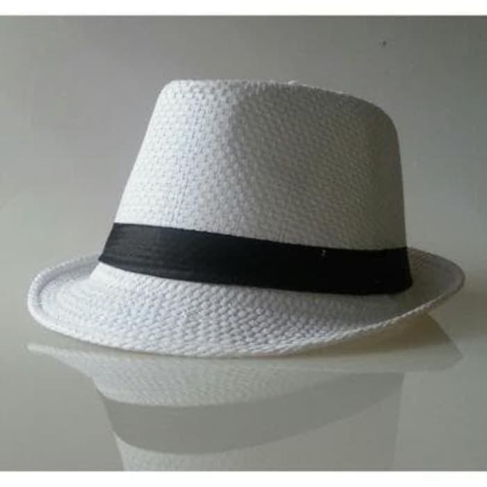 Topi fedora cowboy kualitas tinggi, kuat dan awet termurah