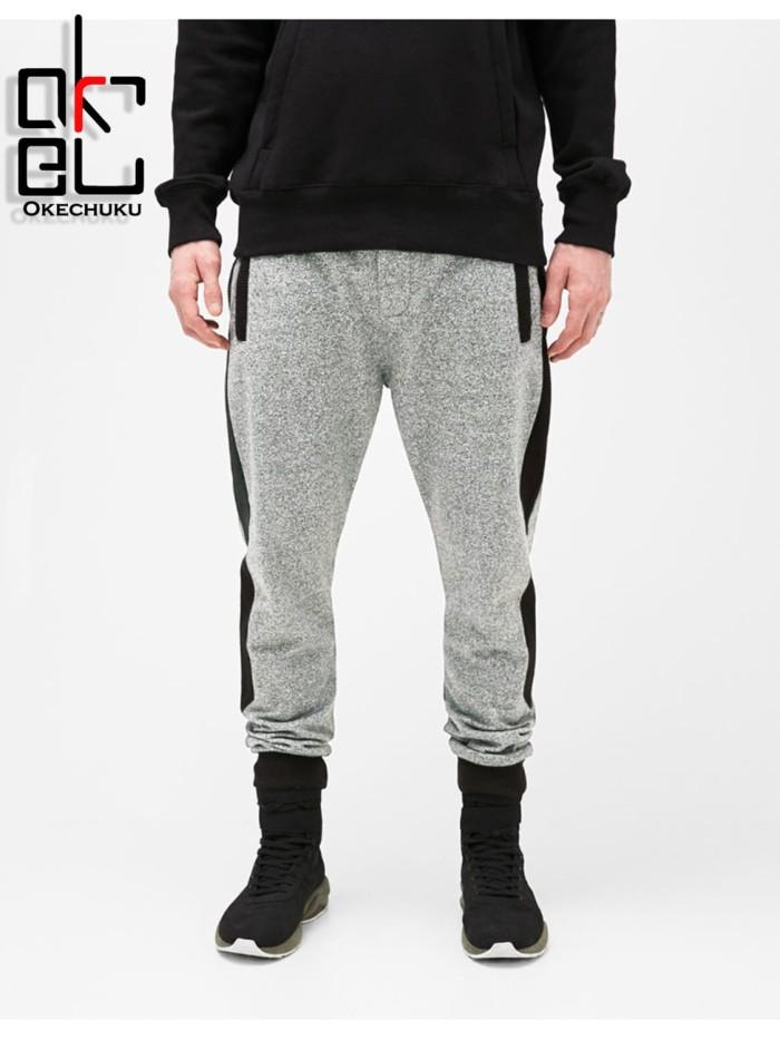 harga Kurt celana panjang training olahraga pria jogger pants okechuku - abu tua xl Tokopedia.com