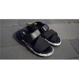 7a21a7f8e6059 Jual  Just Original  Sandal Y3 KAOHE Yohji Yamamoto Black Grey Army ...
