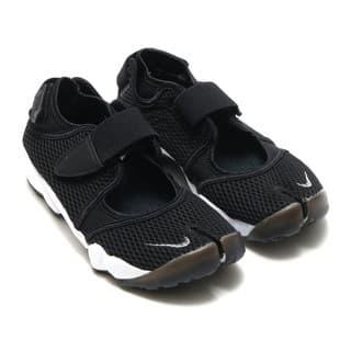 b8eca732bc79 Jual  Just Original  Nike Ninja Air Rift Black White High Premium ...