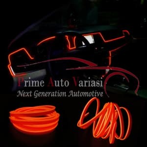harga Lampu interior mobil led neon rgb 3 meter with 12v inverter - red Tokopedia.com