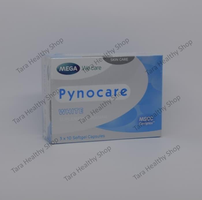Foto Produk Pynocare White - 30 Soft Capsules (Vitamin Pencerah Kulit) dari Afrizal Stores
