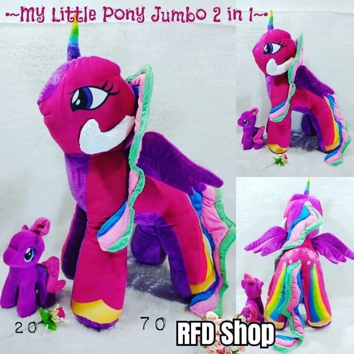 Boneka Kuda Ponilitle Poni Jumbo - Smart4K Design Ideas 99a19fee25
