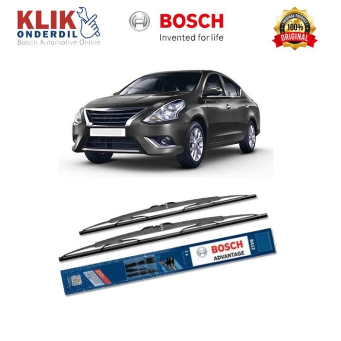harga Bosch sepasang wiper kaca mobil nissan sunny advantage 21 &14 Tokopedia.com