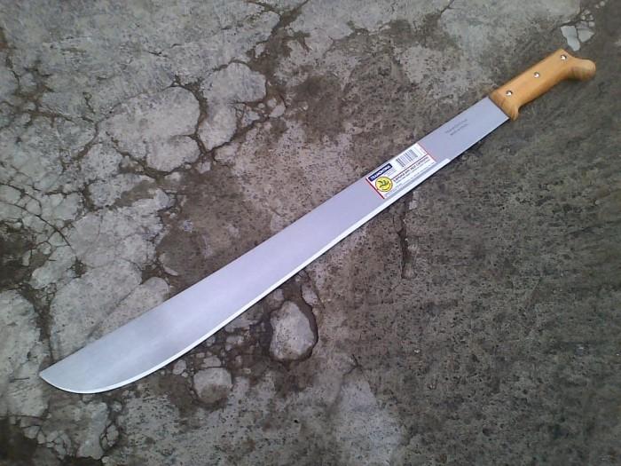 harga Latin machete golok tebas tramontina brazil 24  original 26627/024 Tokopedia.com
