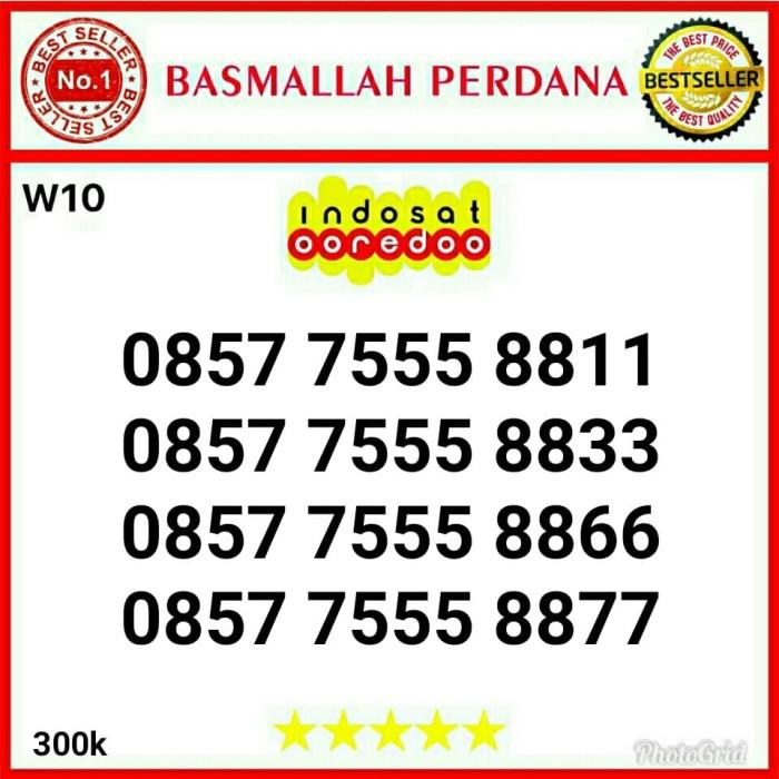 Nomor Cantik IM3 Triple 555 aabb 8811 0857 7555 8811 W10 96 .