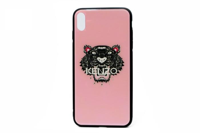 8d9f3c19d4 Jual Premium Case iPhone X - Kenzo Glass Pink - Kota Administrasi Jakarta  Utara - Tokobazaar.Gadgets | Tokopedia