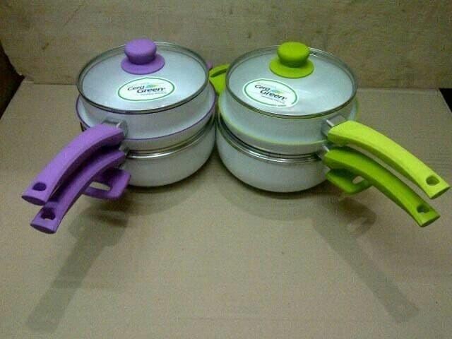 Foto Produk Panci Set Ceramic Cookware Oxone OX-83 ( h ) dari Star Shop