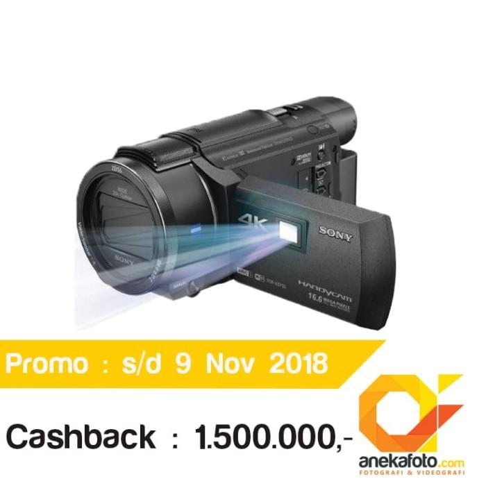 harga Cashback sony fdr-ax40 / fdr ax 40 4k camcorder Tokopedia.com