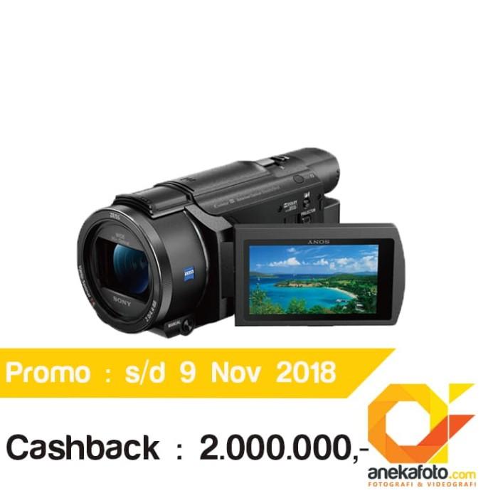 harga Cashback sony fdr-axp55 / fdr axp 55 4k camcorder Tokopedia.com