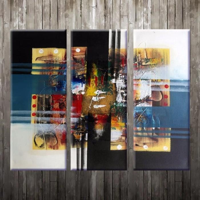 Terbaru Lukisan Abstrak V4b