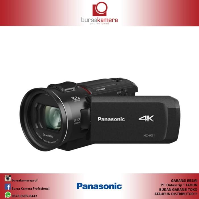 harga Panasonic hc-vx1 4k hd camcorder Tokopedia.com