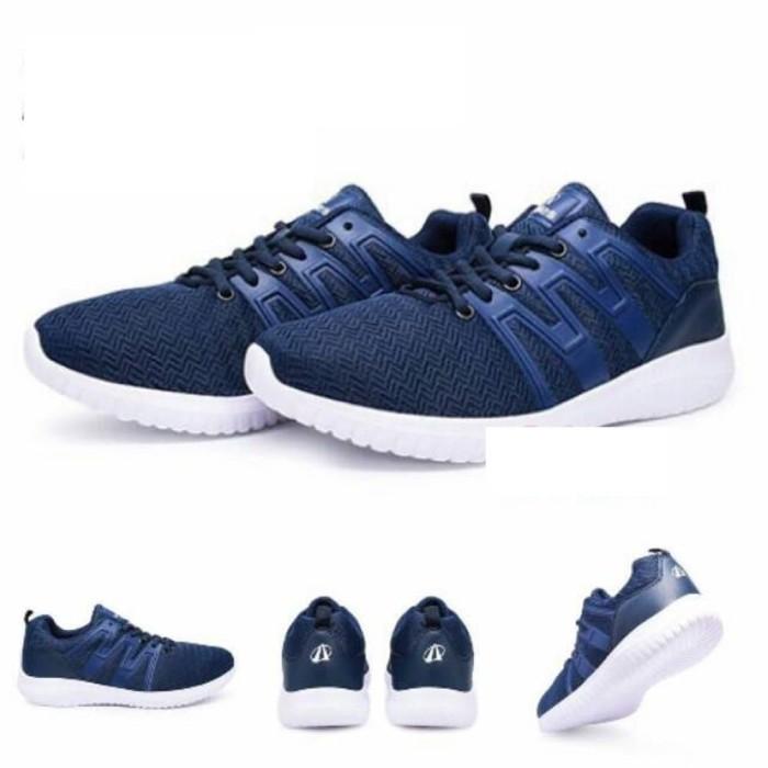 Jual sepatu ardiles edogawa navy - sepatu running - sepatu olahraga ... 7114d5d7cc