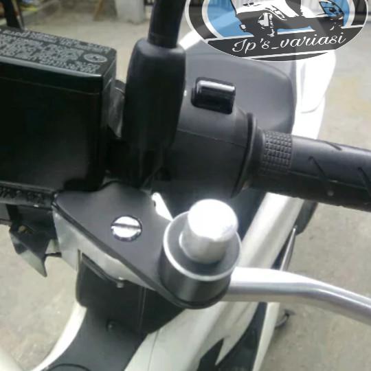 harga Parking brake lock pcx brack lock pcx aksesoris motor pcx kunci hendel Tokopedia.com