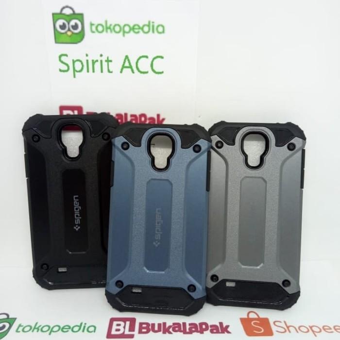 new product 7ac0c 1beb9 Jual Samsung Galaxy S4 i9500 Spigen Tough Armor Hardcase Rugged Carbon -  Kota Bekasi - Spirit Acc   Tokopedia