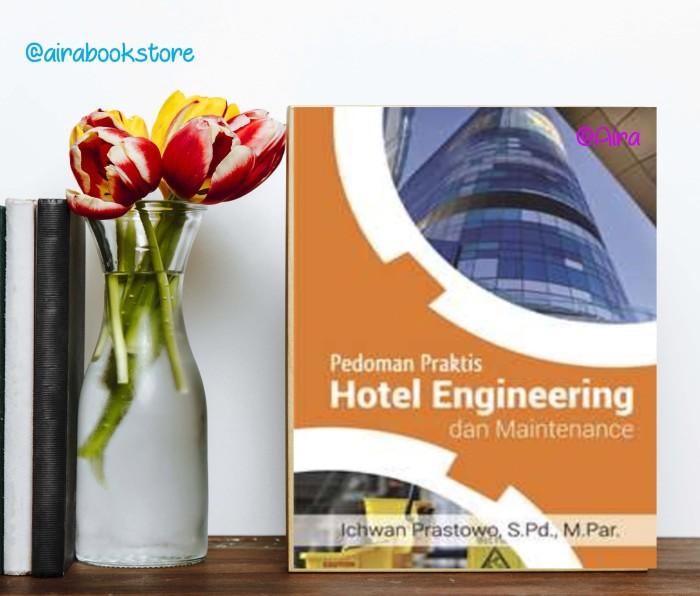 harga Pedoman praktis hotel engineering dan maintenance Tokopedia.com