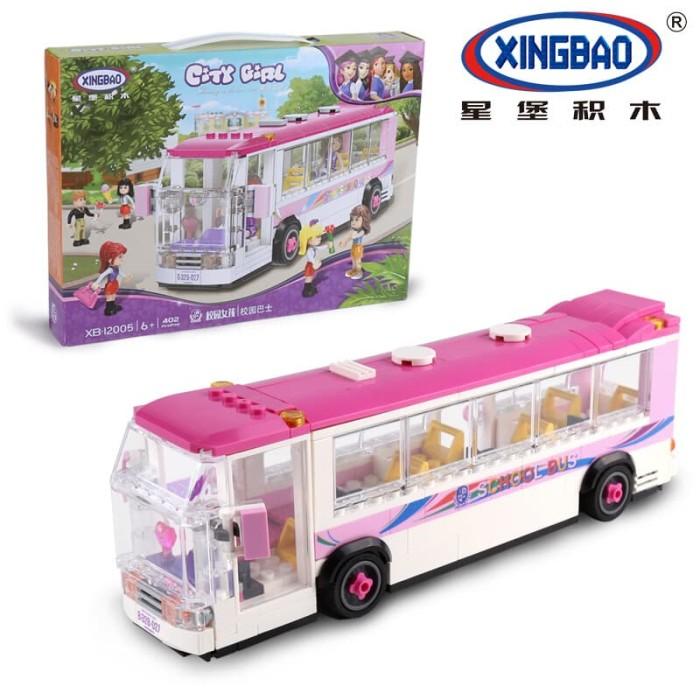 harga Xingbao xb12005 the school bus Tokopedia.com
