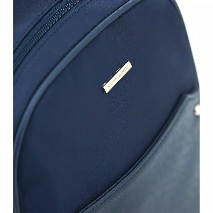 Sophie Martin Paris Plumes Bag Tas Ransel Biru Navy - Daftar Harga ... 22f1f8310f