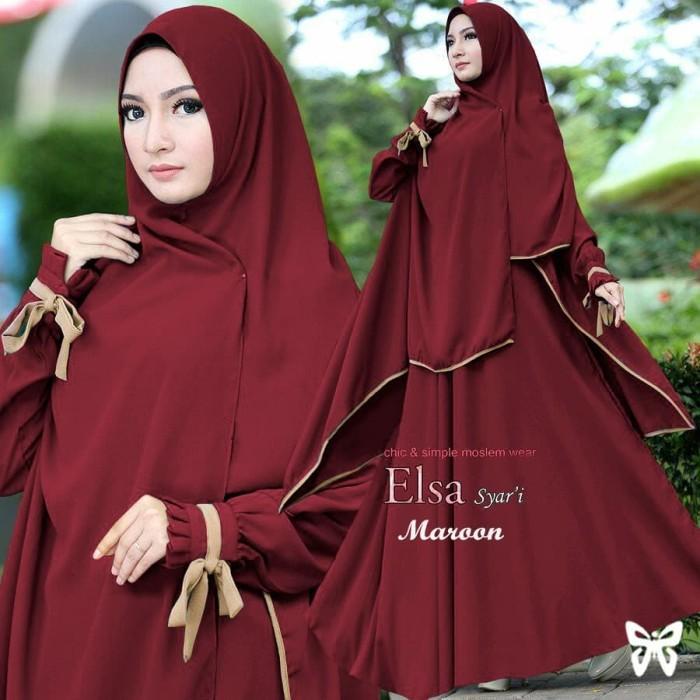 Katalog Baju Elsa Muslimah Travelbon.com