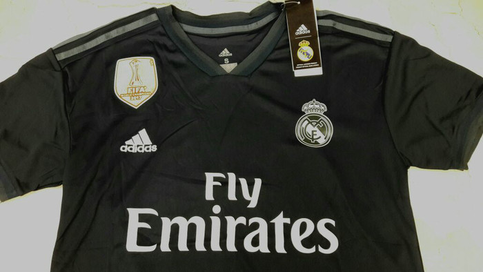 cheap for discount b65a7 e5a0c Jual JERSEY REAL MADRID AWAY 2018/2019 GRADE ORI - Kota Denpasar - Distro  Shoshana Schell | Tokopedia