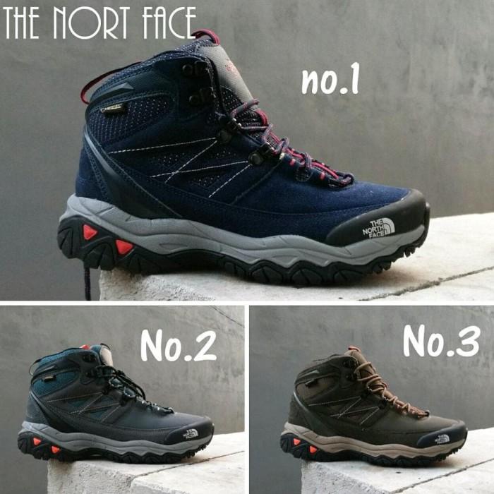 Jual Termurah Original Sepatu Outdoor The North Face Sepatu Gunung