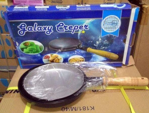 Foto Produk Termurah Dan Berkualitas Crepe Maker Galaxy / Wajan Kwalik Fungsi dari Muhamad Aziz