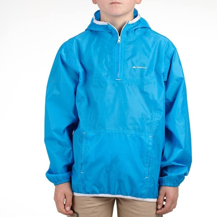 099c950ea Jual Decathlon QUECHUA Raincut Waterproof Children s Hiking Jacket ...
