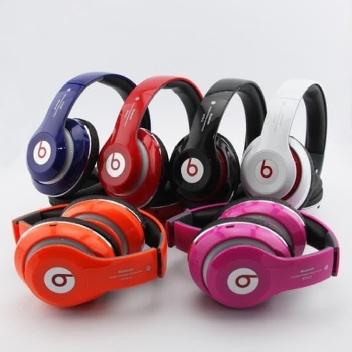Headset Beats Studio bluetooth suara kencang nyaman dipakai termurah