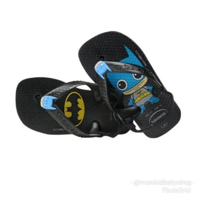 ebda63347 Jual Promo !! Sandal Jepit Havaianas Original Baby Batman - Hani ...