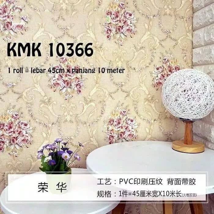 Jual Wallpaper Dinding Karakter Bunnga Clalsik Wallpaper Bunga Cantik Jakarta Timur Sahlanaya001 Tokopedia