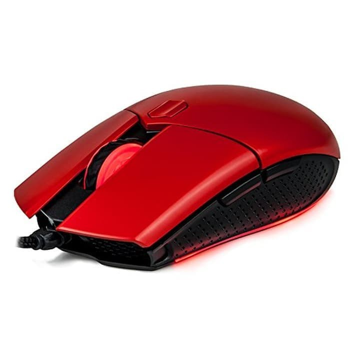 Info 1stplayer Gaming Mouse Blacksir Bs300 Red Rgb Effect Travelbon.com
