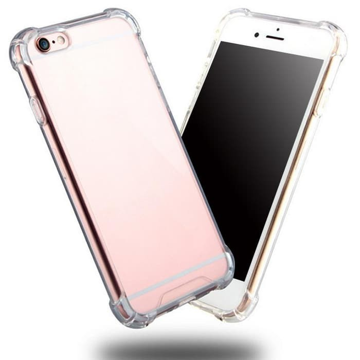 Anticrack Oppo F1S F3 F1 A39 Neo7 Clear Transparan Back Case