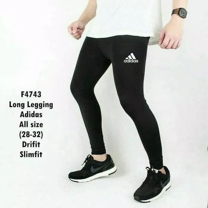 Jual Celana Baselayer Panjang Longpants Manset Training Gym Legging Renang Jakarta Utara Bolapedia Tokopedia