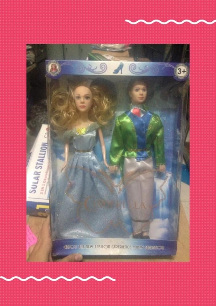 Jual Barbie Couple Lucu Termurah Jakarta Pusat Agen Boneka Cinderella Tokopedia