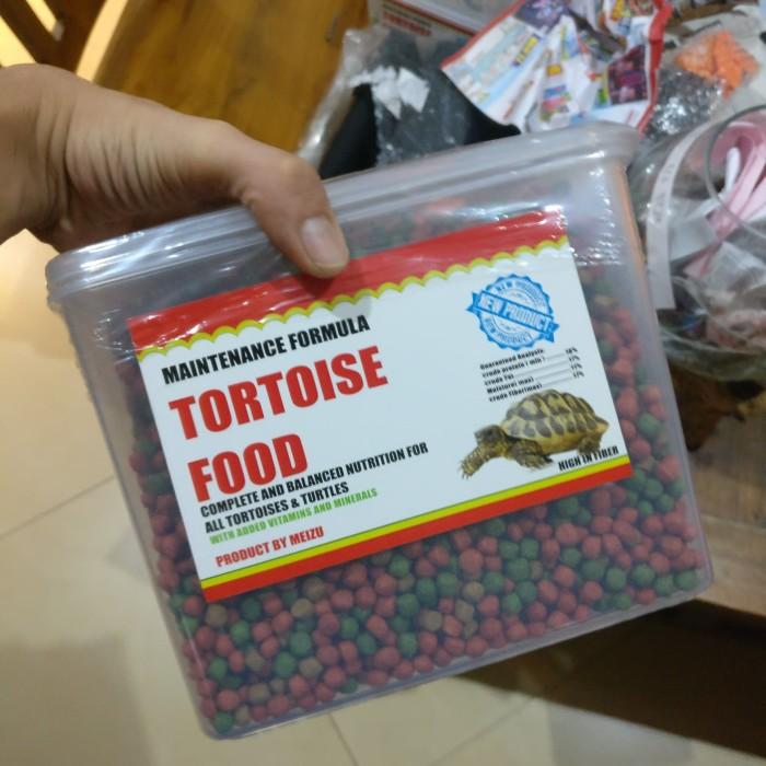 harga Makanan kura darat - pelet kura - pelet meizu 1kg Tokopedia.com